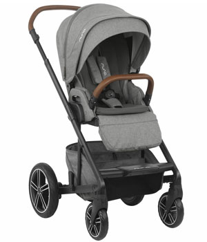 NEW! Nuna Mixx 2019 Stroller Review